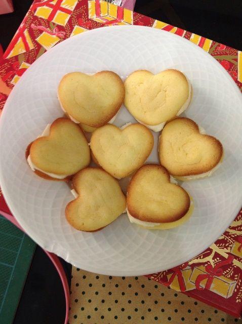Cómo hacer Shiroi Koibito (chocolate blanco) Receta