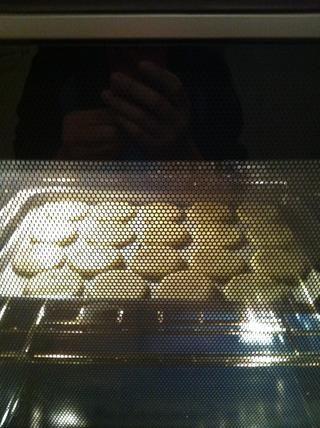 Y el pop en el horno durante 40 a 50 minutos, hasta que's firm to the touch!