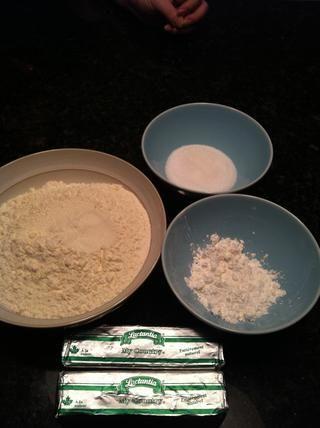 Prepare sus ingredientes