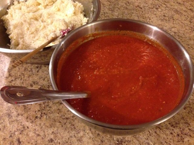 Cómo hacer la receta simple y fácil Marinara Sauce