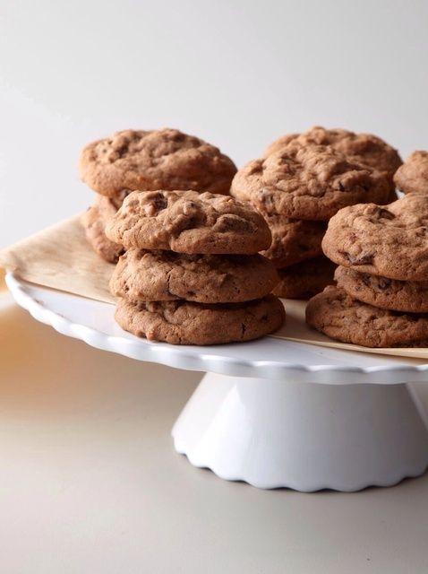 Cómo hacer chocolate simple Espresso Receta de las galletas