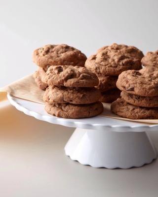 Ahora usted tiene galletas súper sabrosos sin affort! Grande con leche té o café :) disfrutar!
