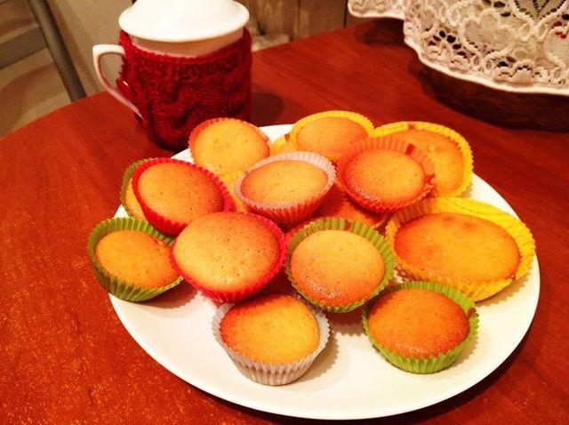 Cómo hacer simple Condensed Milk Cupcakes Receta