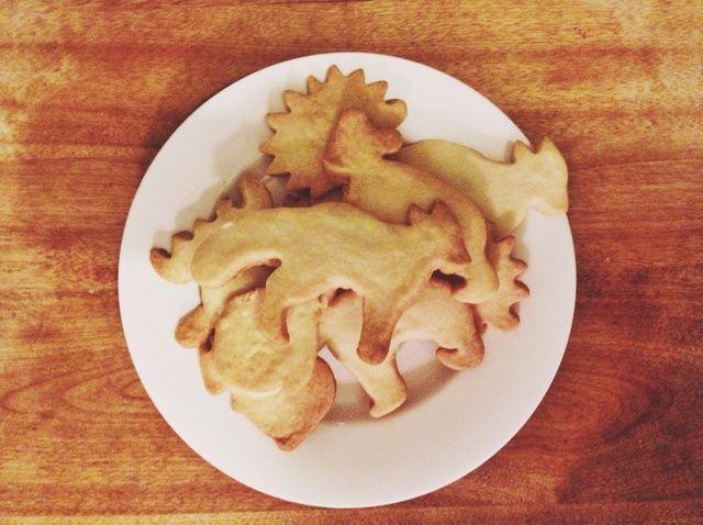 Cómo hacer simples Inglés de torta dulce Galletas Receta