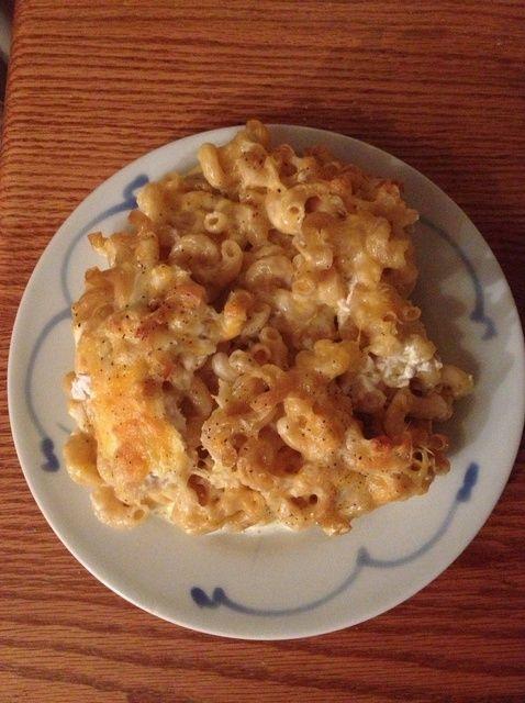 Cómo hacer simple hecho en casa y queso Receta Mac