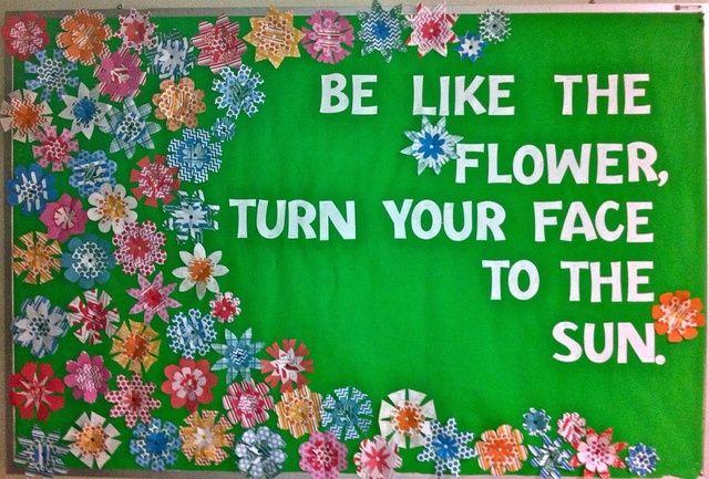 Ser Como la Flor, vuelve tu rostro al Sol