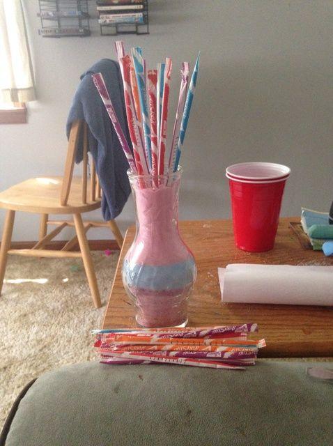 Cómo hacer arte de arena simple en el hogar