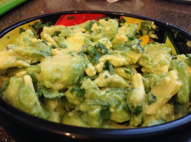 Cómo hacer simple y sabrosa receta de guacamole