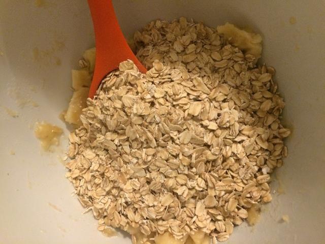 Añadir libres de gluten de avena