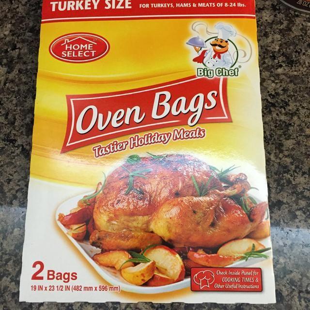 Consejo: Utilice una bolsa de horno a la línea de la olla de cocción lenta sin hasta limpio!