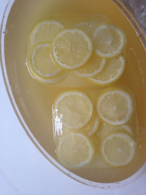 Cómo hacer Snapguide's Sparkling Citrus Punch Recipe