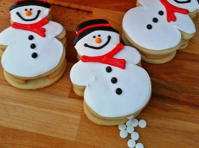 Cómo hacer que la bola de nieve muñecos de nieve Pooping Receta de las galletas