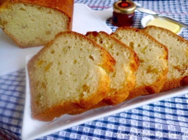 Cómo hacer pan de la soda Con Pasas Receta