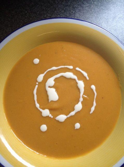 Cómo hacer una sopa muy sabrosa ?????? Receta