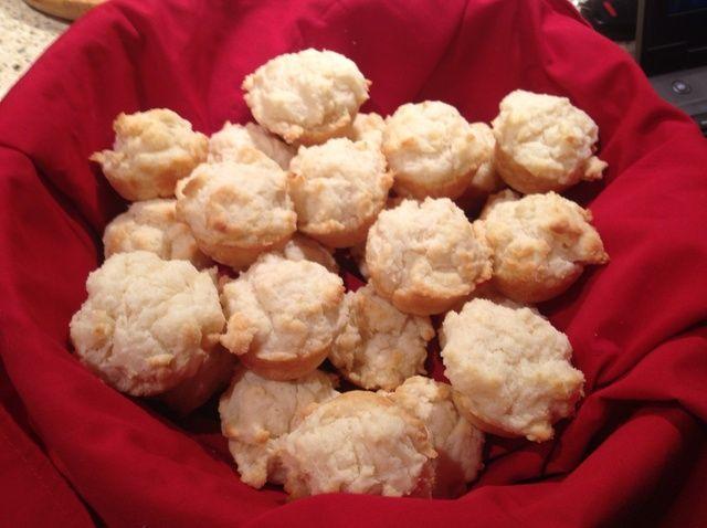 Cómo hacer crema agria Mini Muffins Receta