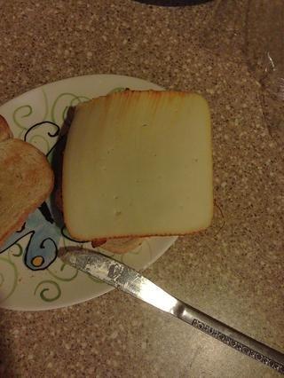 Y el queso ...