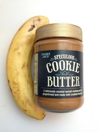Consejo: speculoos galleta mantequilla es exclusivamente un producto Trader Joes, si usted no tiene esa tienda cercana siempre puedes usar mantequilla de maní y si quieres hacer un esfuerzo adicional, que no vender en eBay ??????