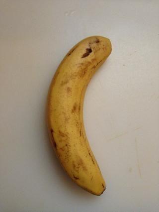 Plátano para adornar