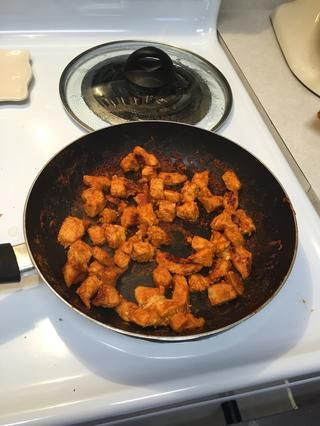 Cómo su pollo debe cuidar de que se cocina!
