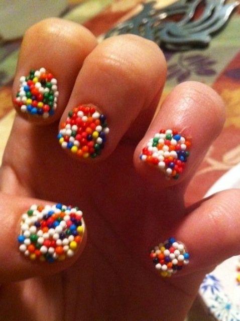 Cómo hacer Espolvorear Nails