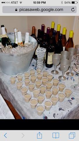 Sirva con su bebida favorita y disfrutar!