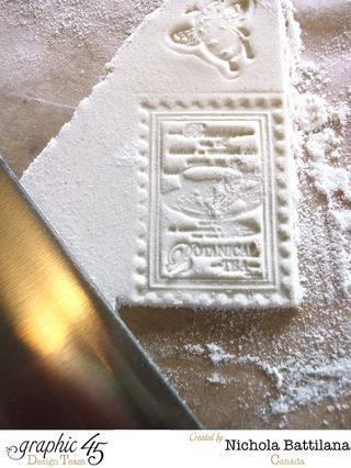 Use un cuchillo, lámina o pizza cutter afilado para cortar cada área sellada.