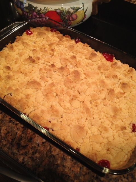 Cómo hacer Stephanie's Very Cherry Cobbler Recipe