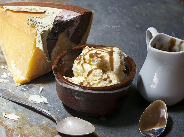Cómo hacer Stout salsa de caramelo para la receta del helado