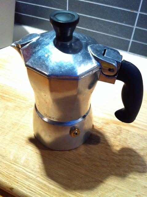 Cómo hacer Stove Top Espresso Receta