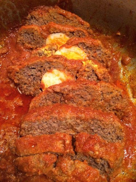 Cómo hacer quemadores Relleno, Estilo Español Pastel de carne Receta