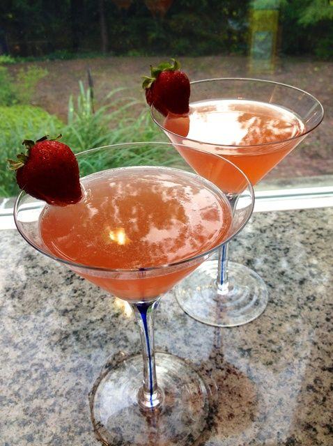 Cómo hacer Strawberry imbuido vodka Receta