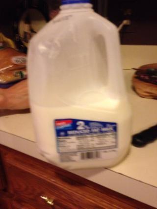 Y añadir la leche
