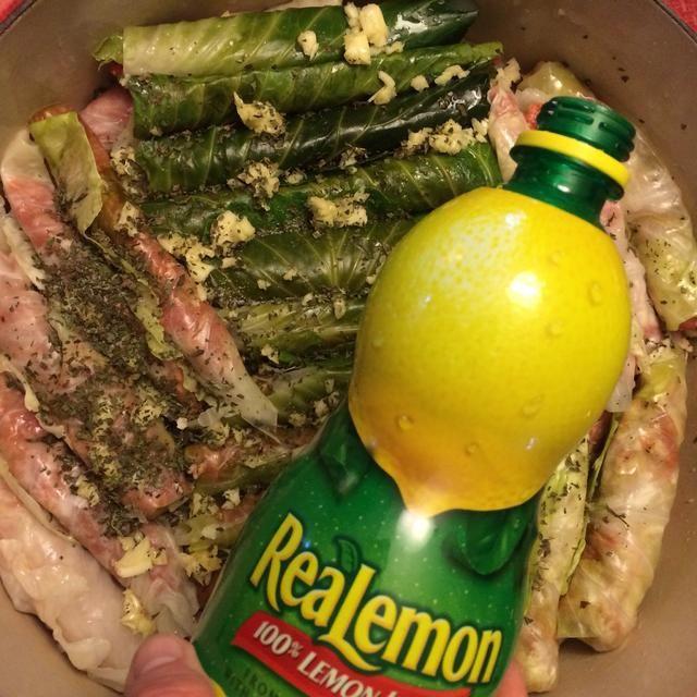 Agregar el jugo de limón.