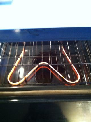Precaliente que el horno a 375 grados!