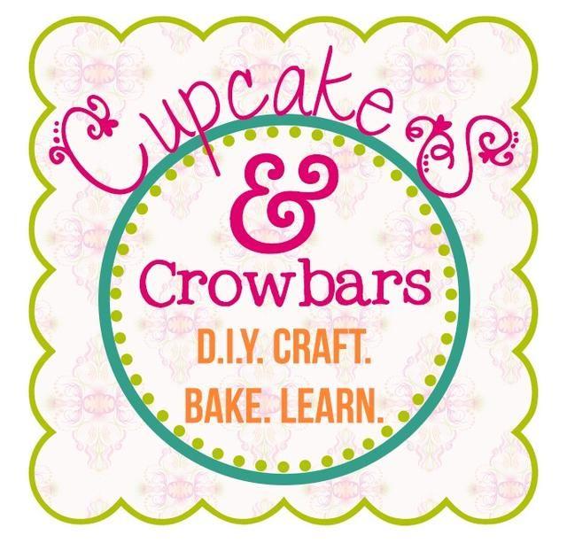 Asegúrese de revisar mi blog para más recetas, manualidades, punta de organización y pavor general. Sígueme en facebook en http://facebook.com/cupcakesandcrowbars