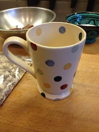 Coge tu taza favorita