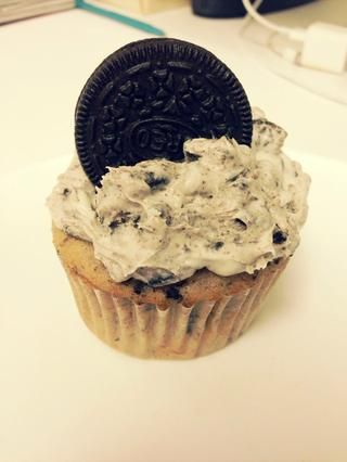 Hela pastel / cupcakes y usted're set! Enjoy :)