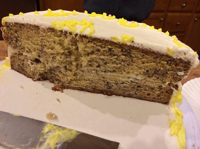 Cómo hacer el Super húmedo plátano Receta de la torta