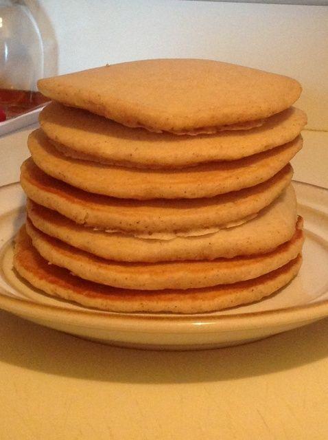 Cómo hacer simple estupendo de Apple canela Pancakes Receta