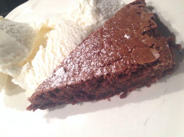 Cómo hacer chocolate sueca Sticky Receta de la torta