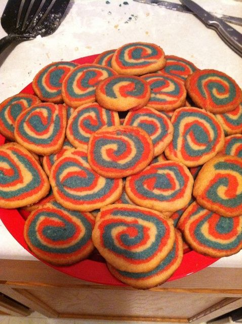 Cómo hacer galletas de azúcar remolino Receta