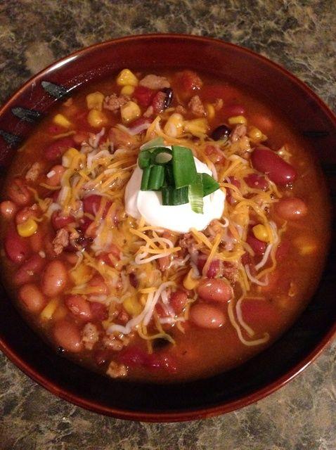 Cómo hacer sopa de Taco Recipe