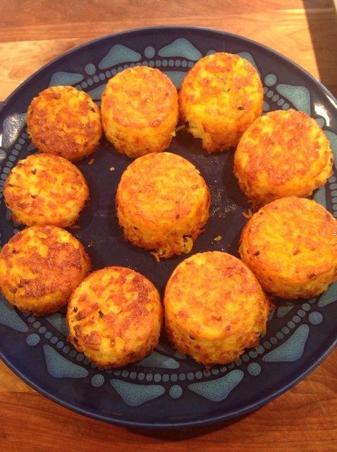 Cómo hacer #Tadig Magdalenas (arroz crujiente) Receta