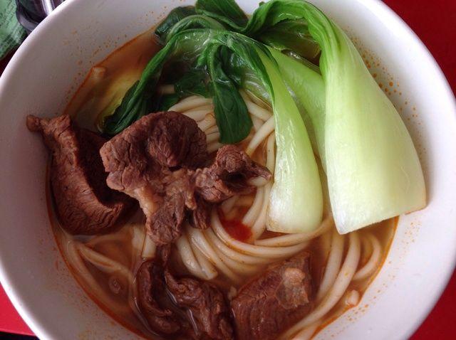 Cómo hacer sopa de tomate picante taiwanés Beef fideos Receta