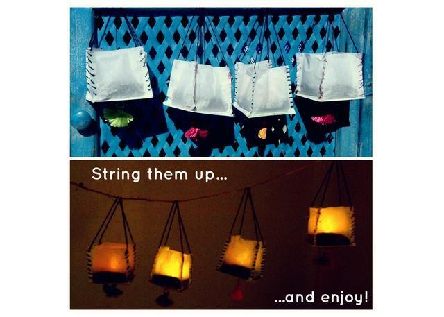 Cadena para arriba y disfrutar! Recuerde apagar las velas de té cuando haya terminado de usarlos.