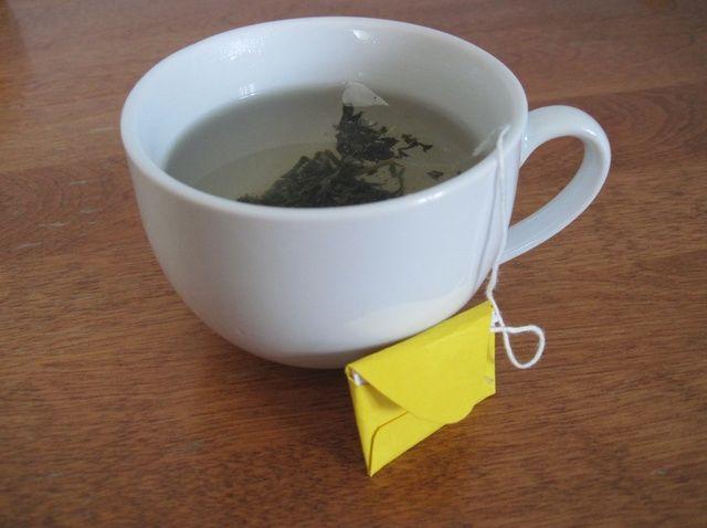 Cómo hacer la bolsita de té Cartas de Amor
