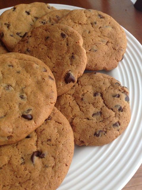 Cómo hacer las mejores galletas de chocolate siempre Receta