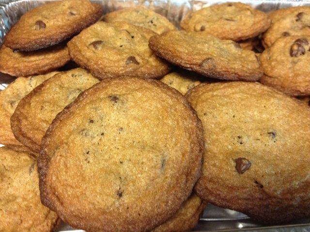 Cómo tomar las mejores galletas de chocolate nunca! Receta