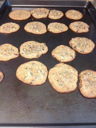 Una vez hecho esto usted tendrá deliciosas galletas de chocolate! ¡Disfrutar!