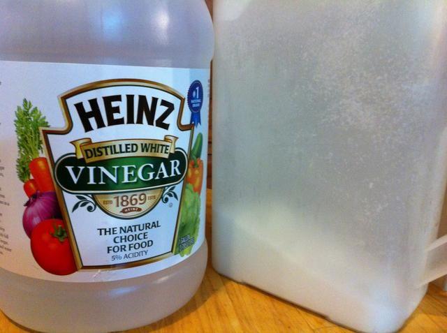 Ponga a un lado el vinagre y el azúcar. Sé ..la suspenso me está matando también!